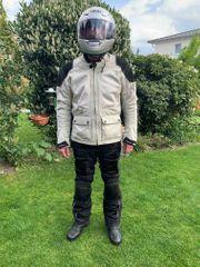 Motorrad Jacke Hose Sommer und