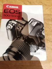 Kamera Canon EOS 500