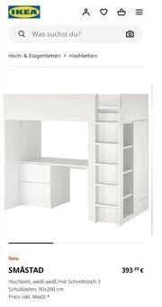 Ikea Hochbett SMASTAD