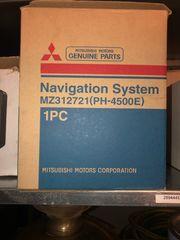 Navigationssystem Mitsubishi
