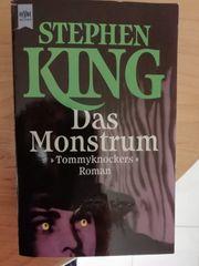 Das Monstrum Tommyknockers von Stephen
