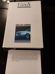 BMW-6ER-CHRONIK 40 Fachmagazine