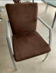 Esstisch Stühle - 6 Stück