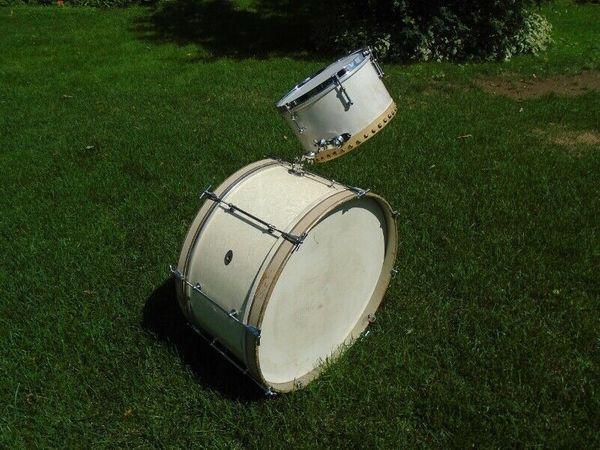 Vintage AJAX Trommeln