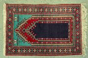 Ardabil echter persischer Nomadenteppich Gebetsteppich