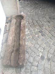 Regenrinne Beton geeignet auch als