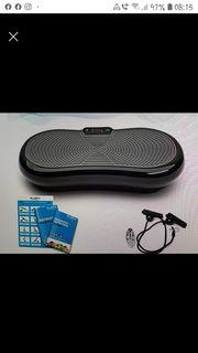 Vibrationsplatte