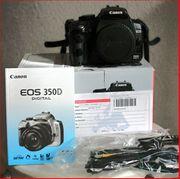 Canon EOS 350 D SLR-Digitalkamera