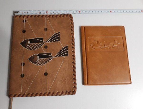 Schreibmappen Briefmappen mit Motiv Vintage