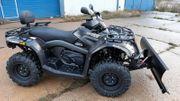 Quad CF Moto Goes ATV