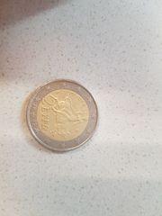 2 Euro Kursmünze Griechenland 2002 -