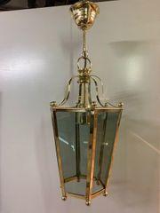 Messing-Deckenlampe 60 W sehr schönes
