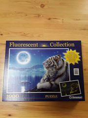 Puzzle - 1000 Teile - mit Leuchteffekt