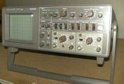 Oszilloskop D 1011- 20 Mhz