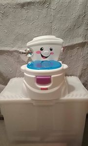 Fisher-Price Meine erste Toilette Toilettentrainer