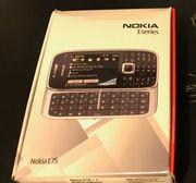 Handy Nokia Eseries E75