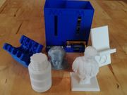 3D Druck Objekte Teile Modelle