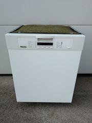 Miele Einbau Spülmaschine G 1222