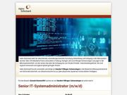 Senior IT-Systemadministrator m w d