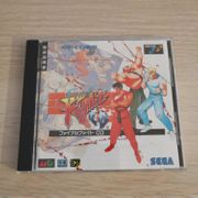 Sega Mega CD Spiel Final