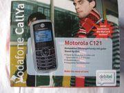 Mobiltelefone Motorola C 121 Handy
