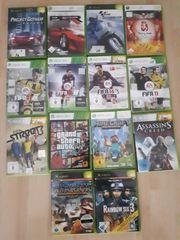 Xbox 360 14 Spiele
