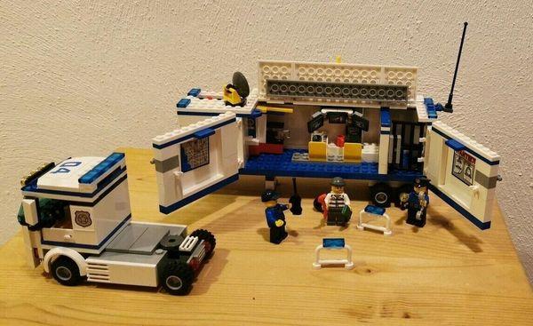 Lego City 60044 Polizei Überwachungs