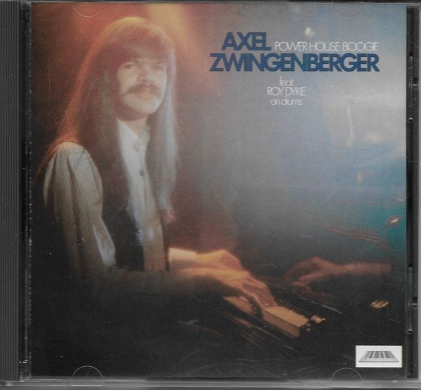 CD Power House Booge Axel