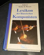 BuchLexikon der klassischen Komponisten