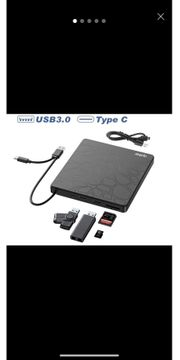 externes Cd dvd laufwerk USB