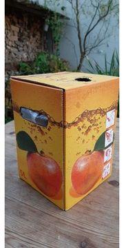 Apfelsaft Bio 5 - Liter Box
