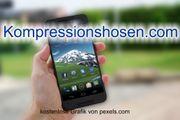 Top-Level com Domain - Kompressionshosen com -