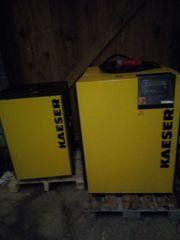 Kaeser Schraubenkompressor SK 19 Kältetrockner