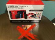 Nintendo Switch Mario Party Bundle