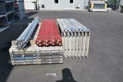 97 m² gebrauchtes Gerüst Baugerüst