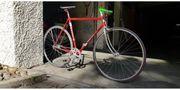 Fahrräder frisch aufgebaut Retro
