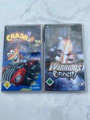 2 Spiele Psp Warriors Orochi