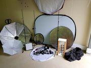 Foto Studio Set 3 Blitzer