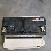 AMG Gelbatterie 12V 120 AH