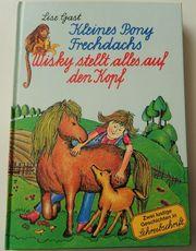 Kleines Pony Frechdachs Wisky stellt