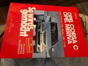 Opel Corsa C Meriva Reparaturhandbuch