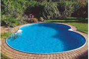 RESERVIERT Summer Fun Stahlwand Pool-Set