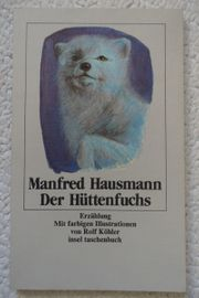 Der Hüttenfuchs von Manfred Hausmann