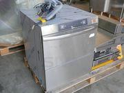 Toptech 35-23 GD Gläserspülmaschine 50x50
