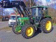 Schlepper Traktor John Deere 2040