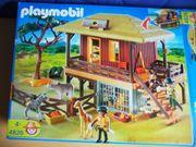 Playmobil Wildtierpflegestation 4826 mit Anleitung