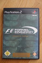 Formel 1 2001 Bonus-DVD für