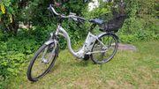 FLYER CR5 DELUX E-Bike Größe