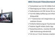 ABUS One Look Videoüberwachung