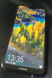 Huawei P20 Lite Single-SIM schwarz
